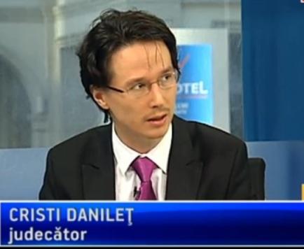 Cristi Danilet la B1