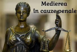 mediere penala
