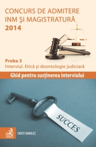 Admitere Danilet 2014.