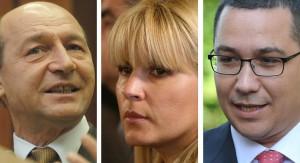 Basescu+Udrea+Ponta