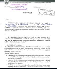 Procol Inspectorat 1